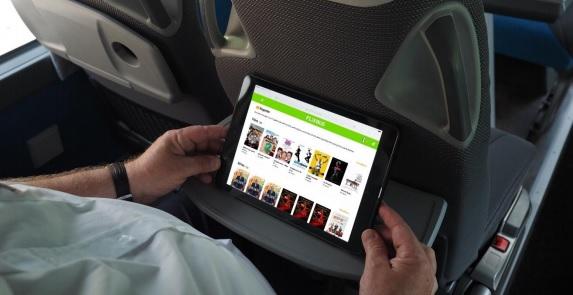 Flixbus dote sa flotte française de divertissement à bord avec Amazon Prime - Crédit photo : Flixbus