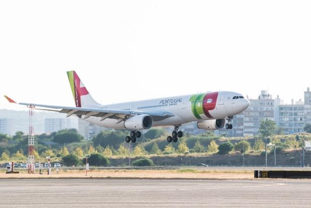 La compagnie portugaise a enregistré une belle croissance de son trafic en 2018 - DR : TAP Portugal