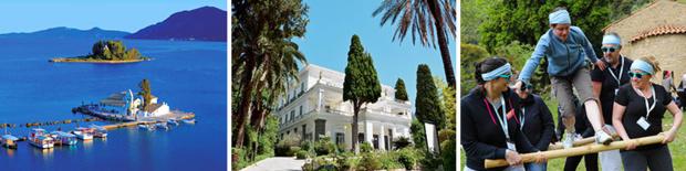 Héliades : le Mythic Tour 2019 se déroulera à... Corfou