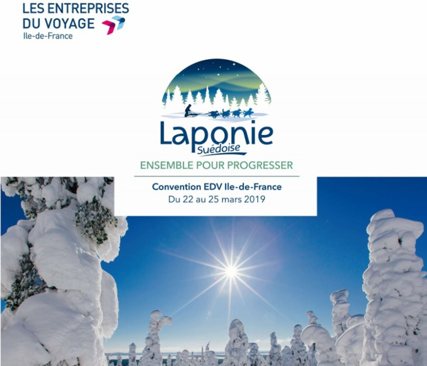 Jeu concours : l'APST fera partir 3 adhérents en Laponie suédoise
