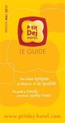 P'tit Dej HOTEL : le guide 2011 vient de paraître