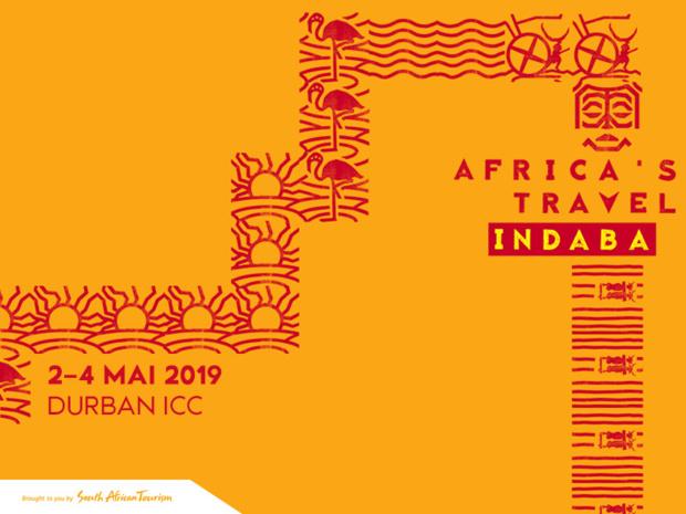 Le salon Africa's Travel Indaba se tiendra à Durban du 2 au 4 mai 2019