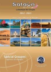 Salaün Holidays édite son nouveau catalogue Groupes 2011-2012