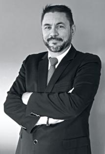 Éric Combalbert, fondateur du groupe Next-U. - DR Next-U