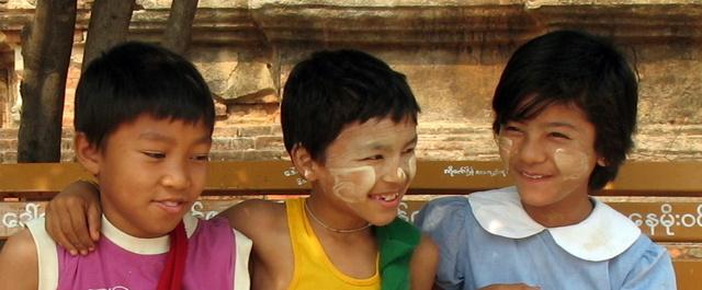 KARAWEIK réceptif Birmanie,