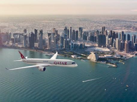 Beyond Business par Qatar Airways permet aux PME de cumuler et d'échanger des Qrewards en billets d'avion valables sur l'ensemble du réseau de la compagnie, soit plus de 160 destinations - DR Qatar Airways