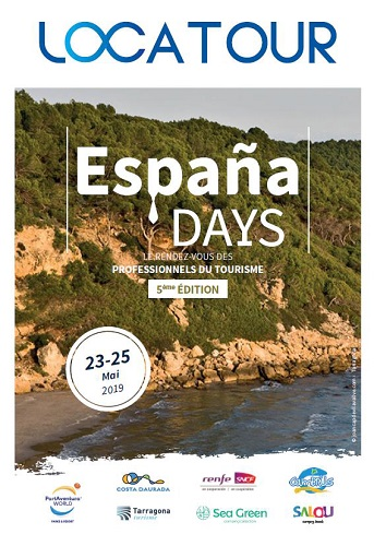 Locatour : les España Days 2019 auront lieu sur la Costa Daurada