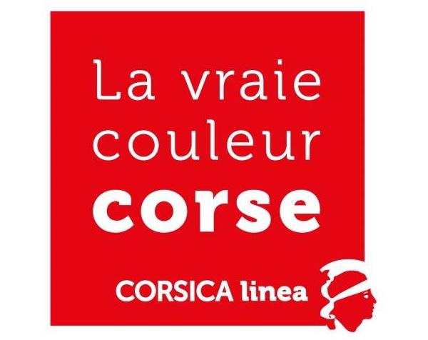 Corsica Linea corsise son image de marque- Crédit photo : Corsica Linea