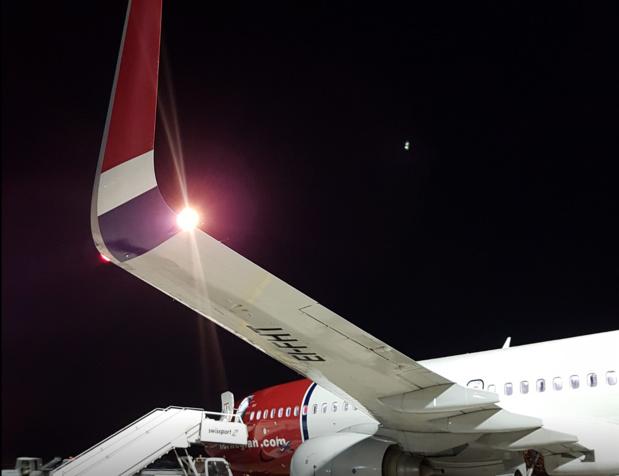 Norwegian quittera les Antilles françaises dès le mois de mars 2019 © Norwegian