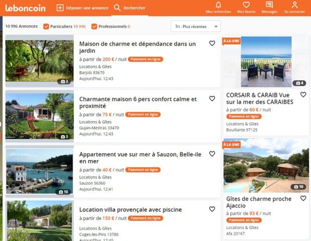 """""""Nous challengeons Airbnb. Notre offre est de qualité et compétitive. Nous avons également une bonne visibilité. Enfin, notre base d'utilisateurs est énorme, le paiement sécurisé, va pousser les utilisateurs d'autres services."""" explique Antoine Jouteau - DR"""