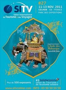 Salon du Tourisme - Colmar : le SITV 2011 aux couleurs de l'Inde