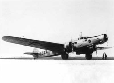 Le Dewoitine 338 est déployé sur l'Europe (22 sièges), l'Afrique (15) et l'Extrême-Orient (12). C'est l'appareil du grand décollage d'Air France - DR : Collection Musée Air France