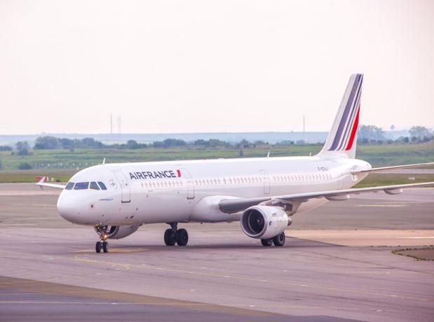 Si chacun se félicite des résultats financiers présentés, très franchement, il n'y a pas de quoi pavoiser, du moins du côté français - Photo Air France