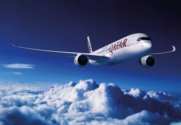 Depuis Paris, la compagnie aérienne qatarie opère trois vols par jour tout au long de l'année vers son hub de Doha - DR Qatar Airways