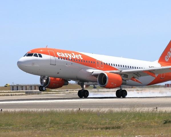 Du 29 juillet au 25 Octobre 2019 les Montpelliérains pourront s'envoler vers Paris grâce à un programme de vols reliant la capitale 4 fois par semaine - DR easyjet