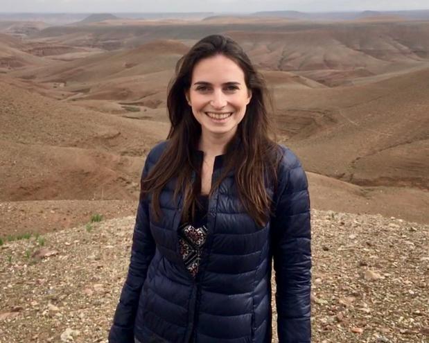 Elodie Colomb, directrice production et marketing de bynativ - DR
