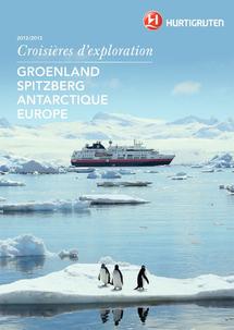 Croisière : la brochure 2012-2013 Hurtigruten est disponible
