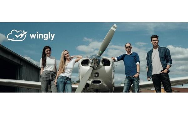 Start-up : Wingly s'offre un nouveau site et des fonctionnalités - Crédit photo : Wingly