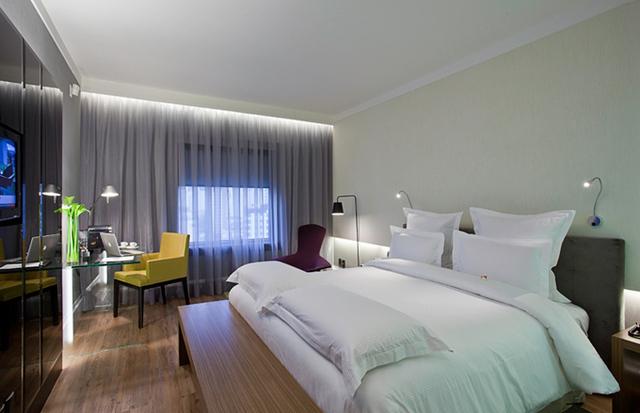 Les 350 chambres de l'hôtel bénéficient d'équipements dernière génération - DR