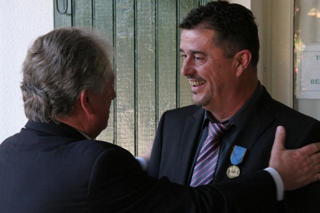 Yves Larrouture est président de l'UMIH Béarn et Soule et président de la commission Tourisme à la Chambre de Commerce de Pau - DR