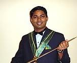 Ravin Unthiah, nouveau Resident Manager à «The Legends»