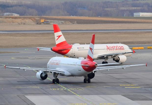 La compagnie passe de 26 à 39 vols hebdomadaires opérés par des Airbus A320, entre les deux villes au cours de l'été 2019.  - Austrian Airlines