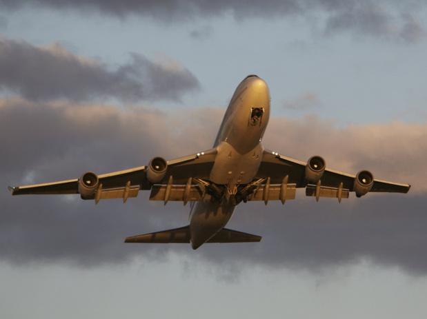 Le Boeing 747 ne vole pas plus vite qu'un B707, mais il vole plus loin et surtout avec trois fois plus de passagers, près de 500 - DR : Christophe Leroux, Air France