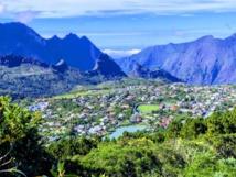 Le village de Cilaos - DR : JDL