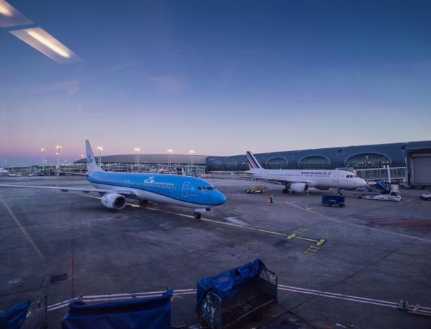 En 2004, Air France-KLM devient la première compagnie mondiale en termes de chiffre d'affaires, troisième pour le nombre de passagers transportés - DR : DepositPhotos, hzparisien@gmail.com