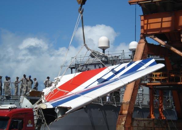 La compagnie va traverser une nouvelle série d'épreuves.   En 2009, le vol AF 447 entre Rio et Paris s'abîme en mer. C'est un véritable traumatisme pour l'ensemble du personnel - DR : Wikimedia Commons