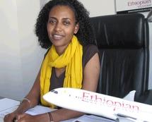 Elizabeth Hailu, directeur général France d'Ethiopian Airlines