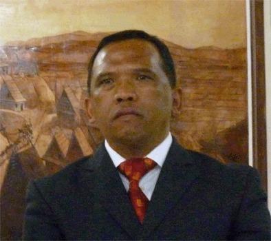 Hugues Ratsiferana nouveau Directeur Général d'Air Madagascar