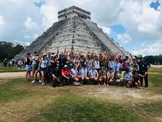 Cette aventure mexicaine emmènera 35 agents de voyages découvrir le Mexique - DR Empreinte