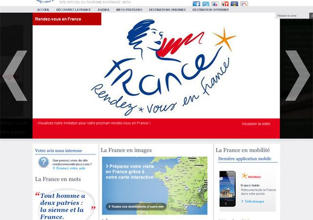 Atout France : votez pour la nouvelle marque France