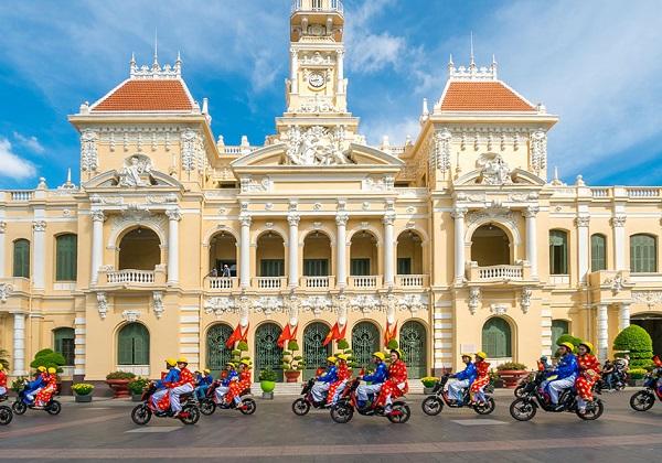 Hochiminh Ville(Vietnam) vous invite à une soirée pour fêter sa représentation à Paris - Crédit photo : Vibrant Ho chi minh