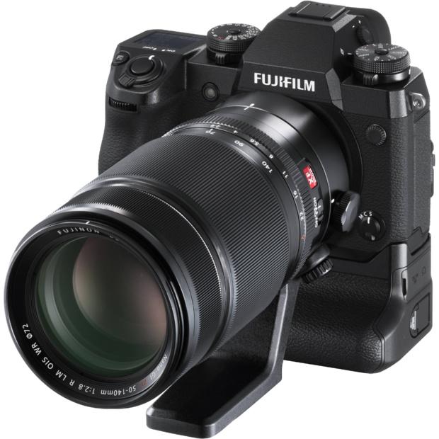 Le X-H1 Fujifilm, c'est du solide.