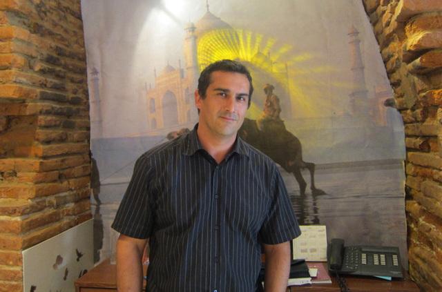 """Yann Sellecchia, """"Je n'ai rien dit car je pensais faire partie d'une famille. C'est alors qu'en mai dernier, j'ai été exclu. """""""