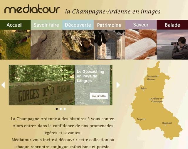 La Champagne-Ardenne lance sa web-tv
