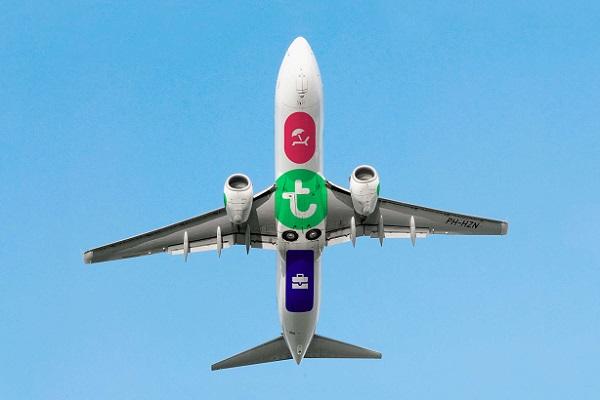 Pour Transavia, la digitalisation permet de fédérer les employés - Crédit photo : Transavia