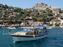 la Turquie est l'une des rares destinations touristiques qui a réussi à progresser durant la crise 2008/2009 (+ 2 %) avec l'Italie (+1,2 %) et la Malaisie (+6,8 %) qui occupent respectivement la 5e et la 9e place du Top 20.