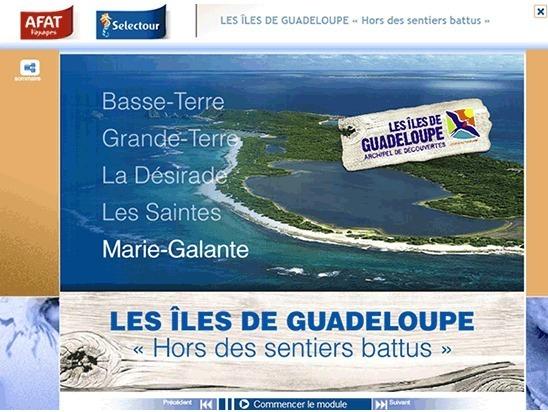 AS Voyages lance un e-learning sur la Guadeloupe et ses îles