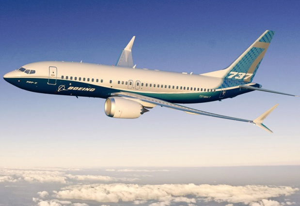 La Chine a demandé à toutes ses compagnies de clouer au sol tous les Boeing 737 Max en attendant que la lumière soit faite sur les causes de ce nouvel accident. Idem pour Cayman Airways - DR Boeing
