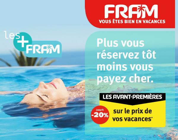 """Hiver : Fram lance ses offres early booking et """"avant-premières"""""""