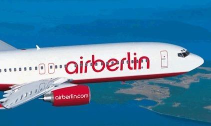 airberlin : promotion spéciale agents de voyages