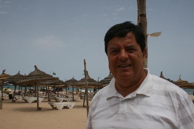 Habib Bouslama, le président de la Fédération des Hôteliers du Cap Bon - Photos/ J.B TourMag.com