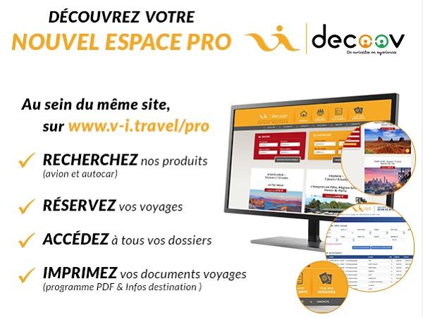 Groupe Le Vacon : Decoov présente son nouvel espace pro - Crédit photo : decoov