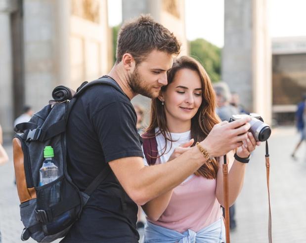Les vacanciers français ont été 1,4 million de plus à partir à l'étranger en 2018, soit près de 16 millions de partants, au bénéfice des agences de voyages et des compagnies aériennes notamment low cost - DR : Deposit Photos, YuliyaKirayonakBO