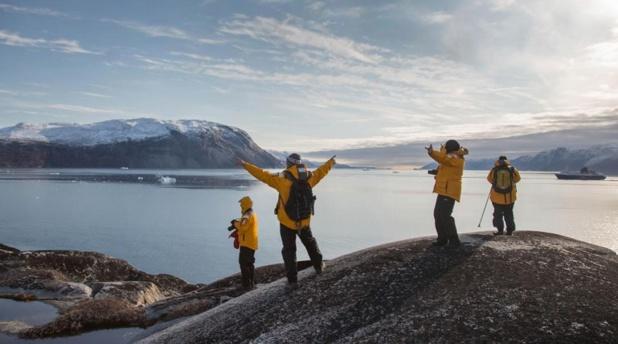 Bleu Infini propose en exclusivité deux croisières packagées en Antarctique - Photo by Acacia Johnson