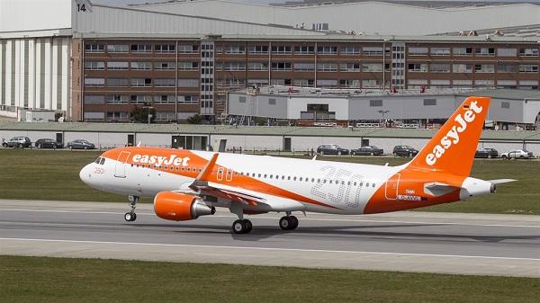 La compagnie orange conserve la première place en terme de volume de passagers transportés avec 144.000 voyageurs enregistrés en février, soit le tiers du volume de l'aéroport - Easyjet DR