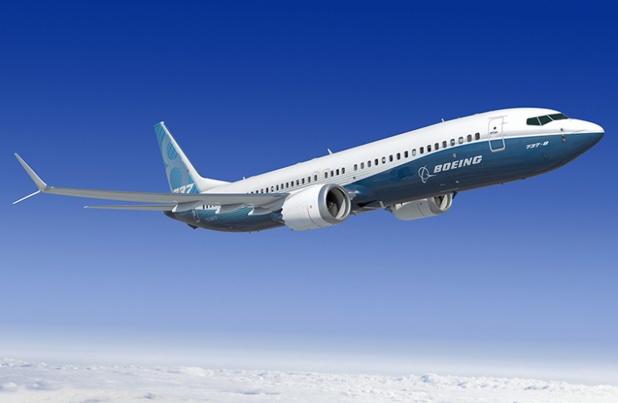 """Malgré l'arrêt des vols, Boeing rappelle """"avoir pleinement confiance en la sécurité du 737 MAX"""" - DR : Boeing"""
